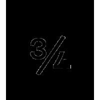 Glyph 784