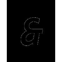 Glyph 665