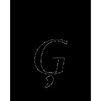 Glyph 347