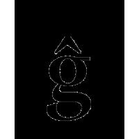 Glyph 208
