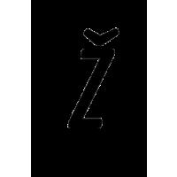 Glyph 174