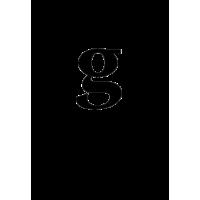 Glyph 446