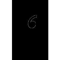 Glyph 614