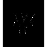 Glyph 319