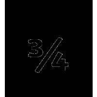 Glyph 740