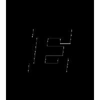 Glyph 9