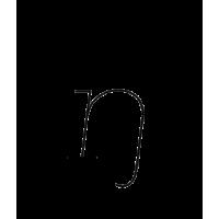Glyph 164