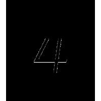 Glyph 486