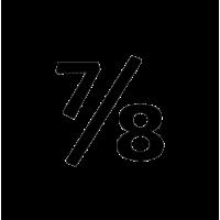 Glyph 725