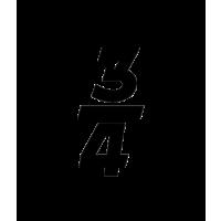 Glyph 674
