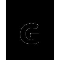 Glyph 271