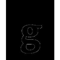Glyph 136