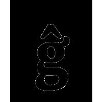 Glyph 197