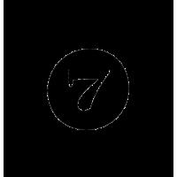 Glyph 881