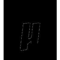Glyph 411