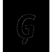Glyph 75
