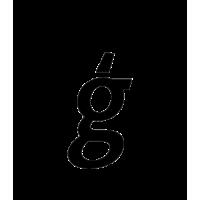 Glyph 215