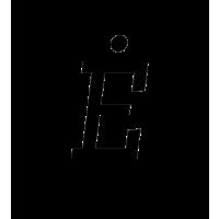 Glyph 61