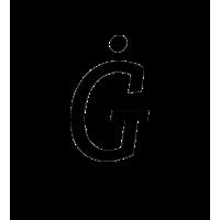 Glyph 68
