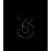 Glyph 843
