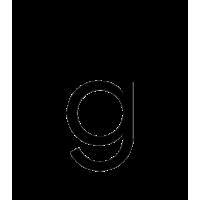 Glyph 198
