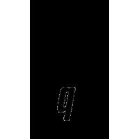 Glyph 553