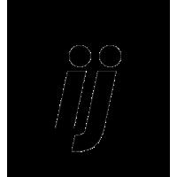 Glyph 219