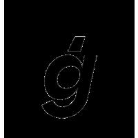 Glyph 203