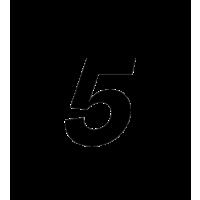 Glyph 363