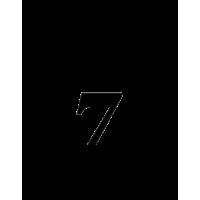 Glyph 745