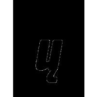 Glyph 244