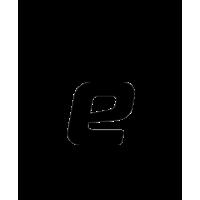 Glyph 134